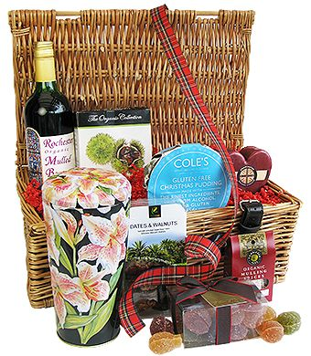 22 best ripe gifts the healthier gift option images on pinterest the traditional a perfect family christmas hamper with gluten free and vegan delights offering negle Choice Image
