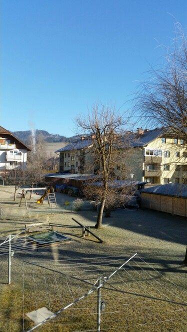 24.12.2015 - nichmal in Tamsweg weisse Weihnachten