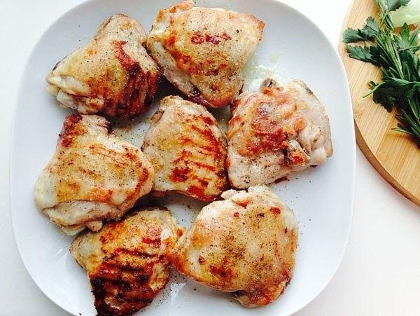 курица по - провански