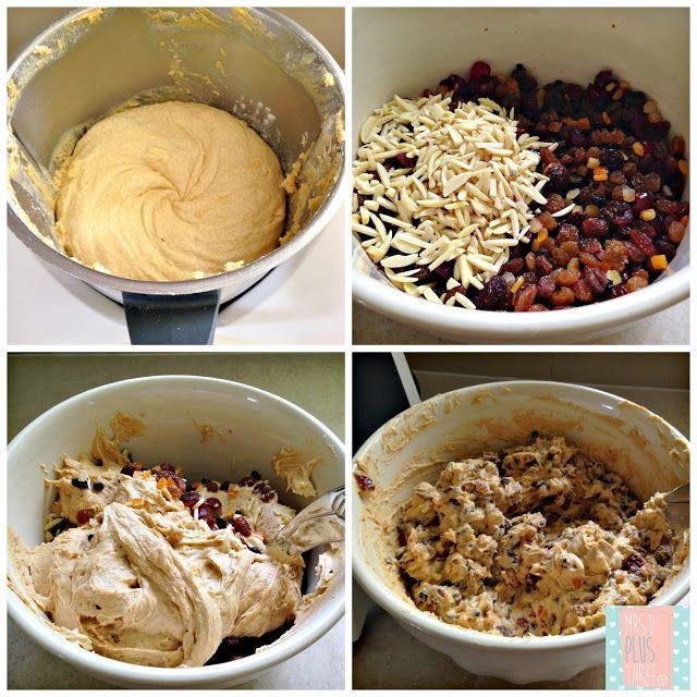 Nigella Lawson's Christmas Cake Recipe (converted to Thermomix)