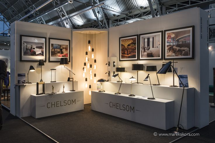 Our fantastic 2014 SLEEP event stand, showcasing products in our striking new Black Bronze and English Brass finish