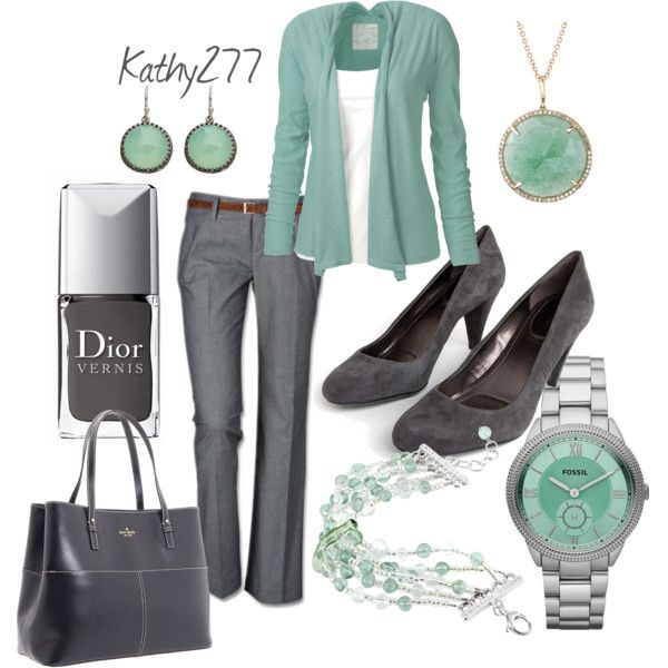 casual for work...LOOOOVE this...wish I could find this and afford it!!  Lol   # Pin++ for Pinterest #