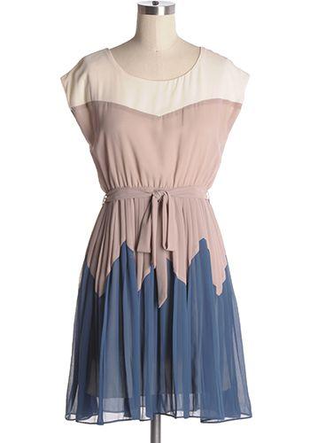 Mountain View Dress