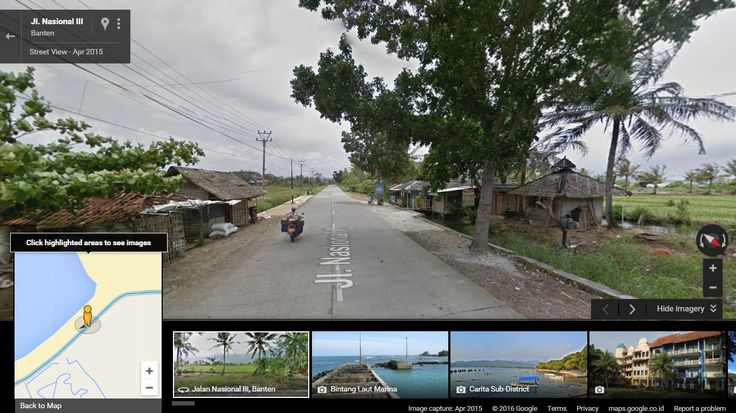 Hello again ! Today is Wednesday, January 13, 2016, and we have nothing to hide, thanks to Google Street View. Google has updated the streetview of West Java, and here are some higlights related to destinations that we have mentioned in our previous post, Indonesia Travel Plan, Free & Easy 2016 . Ujung Kulon National Park The last …