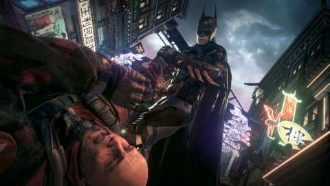Marvel Games Exec Talks Batman: Arkhams Lasting Influence
