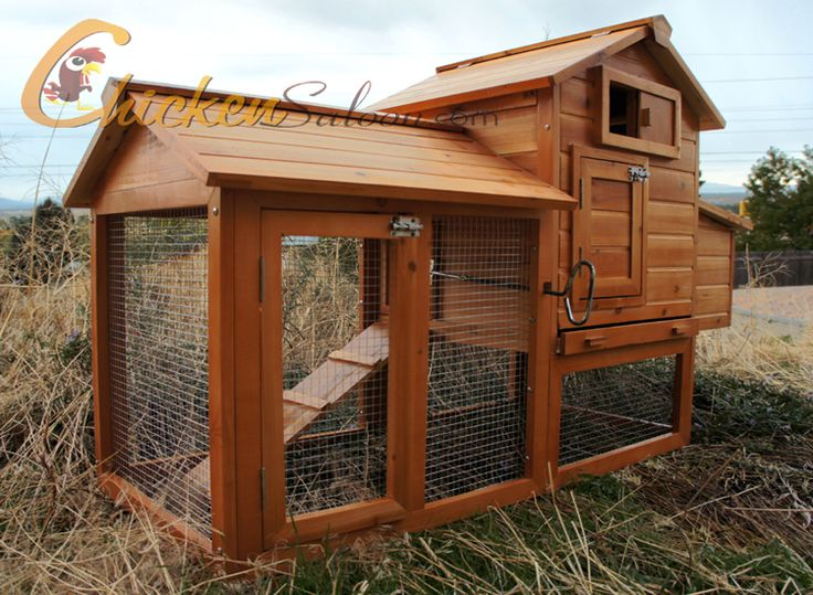 17 best images about hen house a few roosters for Fancy chicken coops for sale