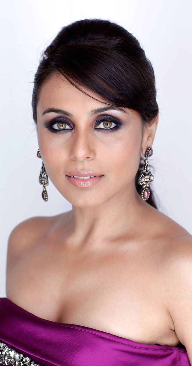 "Rani Mukerji, Actress: Black. Mukerji comes from a film-oriented family of Bengali origin. Her father, Ram Mukherjee, is a retired director and one of the founders of ""Filmalaya Studios"". Her mother, Krishna Mukherjee, was a playback singer. Her brother, Raj Mukherjee is a film producer, now turned director. Her maternal aunt, Debashree Roy, was a Bengali-film actress and her cousin, Kajol, is a Bollywood actress. Mukerji is a..."