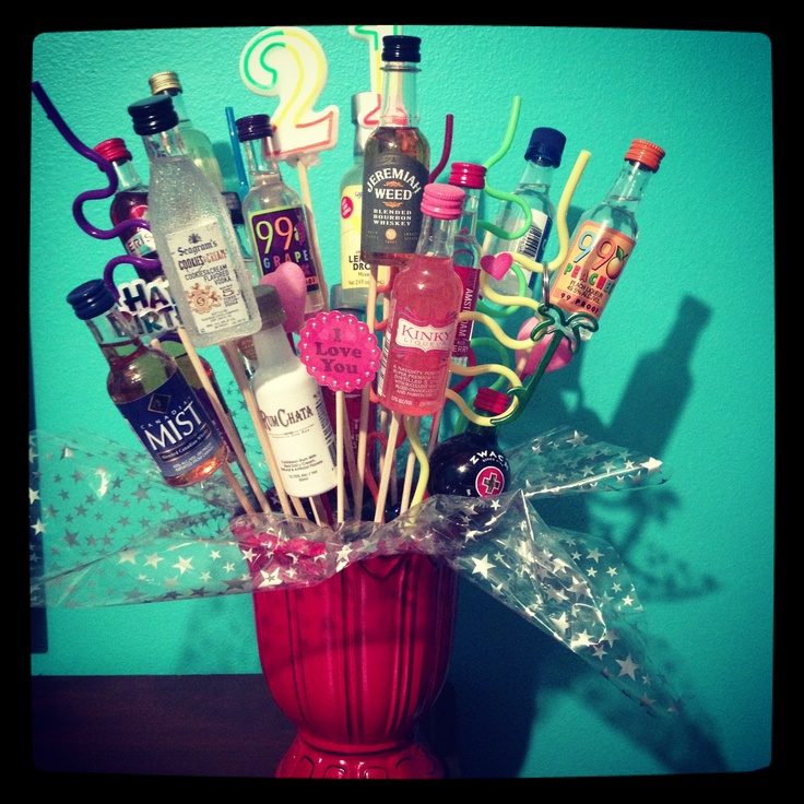 50th Birthday Liquor: The 25+ Best Mini Alcohol Bottles Ideas On Pinterest