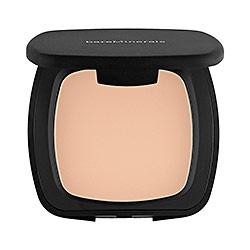 Bare Escentuals bareMinerals READY SPF 15 Touch Up Veil in Transluscent | $22   You spoke, Bare Escentuals listened. They created a portable, pressed version of Mineral Veil powder using a unique cold-pressing method that preserves their famous formula—and the legendary flawless finish.