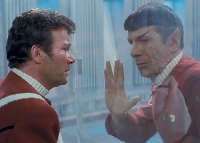 "10 Classic Star Trek References In ""Star Trek Into Darkness"" yes, I got all of them the first time I watched it :)"