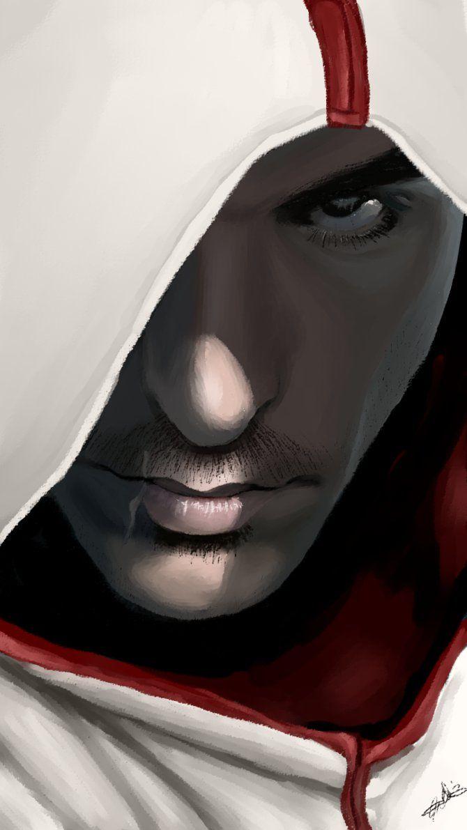 Desmond Miles -Assassin's Creed- by GretaMacedonio