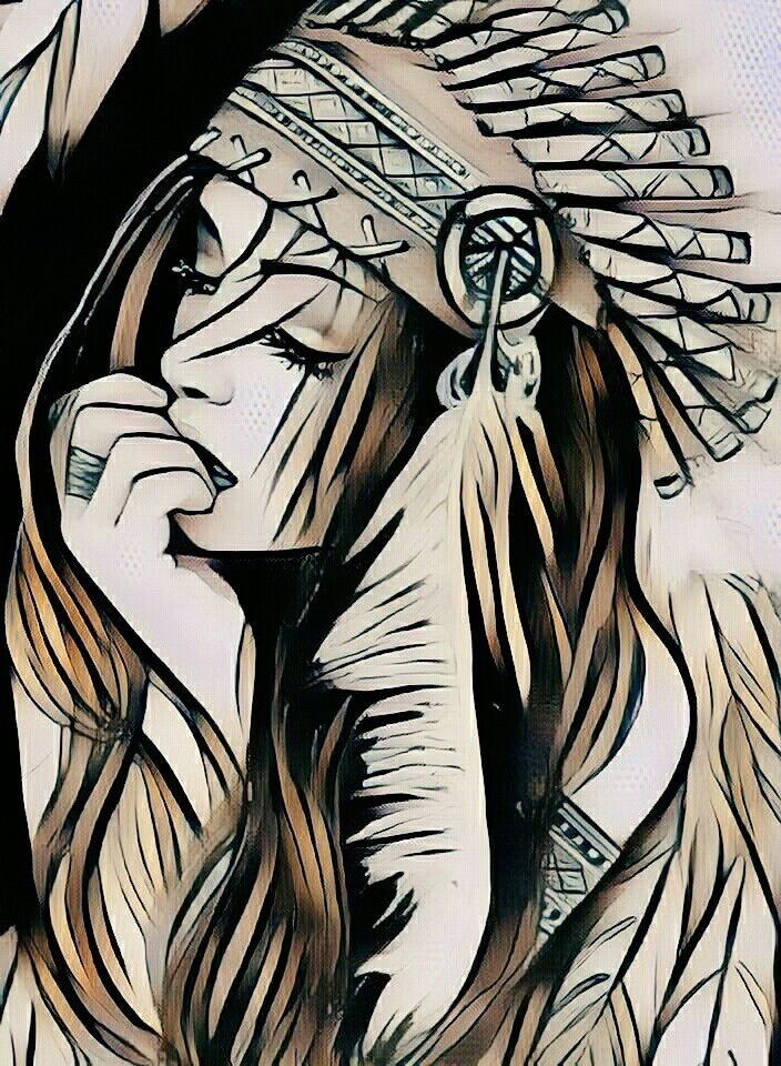 Pin De Muruvvet Gumus Em Cizimler Tatuagens Indigenas Desenho