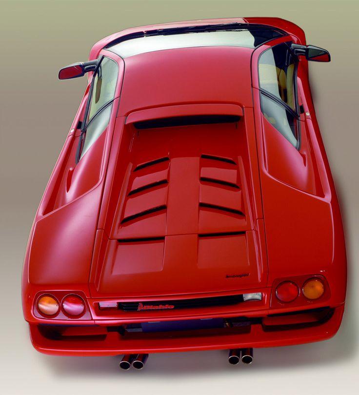 1990 Lamborghini Diablo.