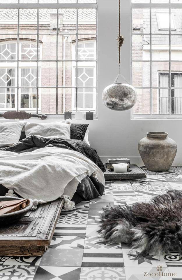 50 nuances de gris ! #dccv #ducôtédechezvous #ducotedechezvous #home #deco #design #archi #chambre #room #lit #bedroom #interieur #maison: