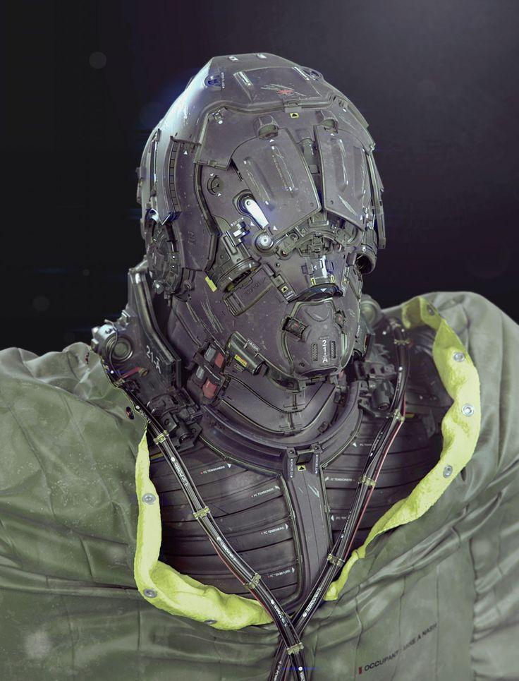 Mind Blowing Combat Mech Suit 3DDesign! - News - GeekTyrant