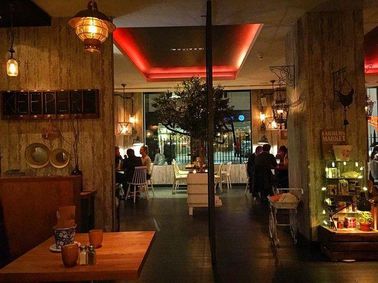 Keepers restaurant, London (ved Novotel London Tower Bridge)