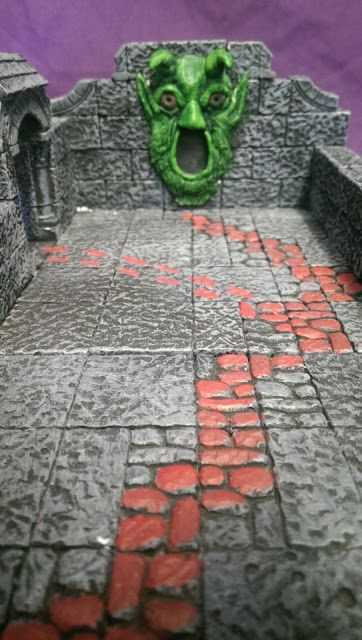 Down Under DM: The Tomb of Horrors - Complete 3d Build!