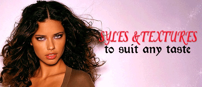 Lace Front Wigs, Full Lace Wigs, Lace Wigs and Remy Hair Extensions