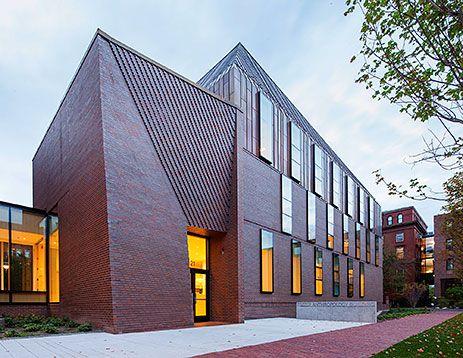 Havard University Tozzer Library, USA. Image: John Horner.