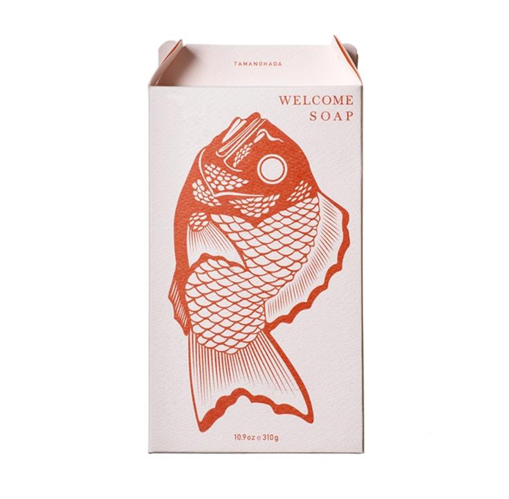 Welcome Fish Soap | Cooper-Hewitt Shop