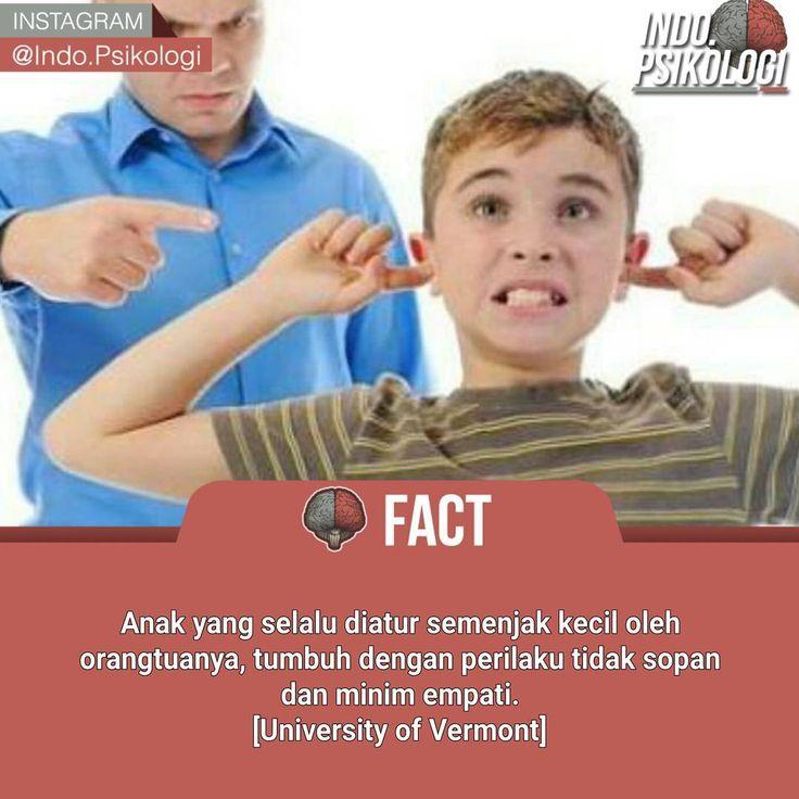 anak  #psikologi #fact #fakta