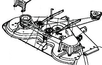 mtd manuals wiring with Troy Bilt Mower Drive Belt Diagram on 02001549 20rev 2006 0 in addition Pollak Ignition Switch Wiring Diagram furthermore Sears Weed Eater Parts Breakdown additionally 0124111 besides 430 John Deere Steering Parts.