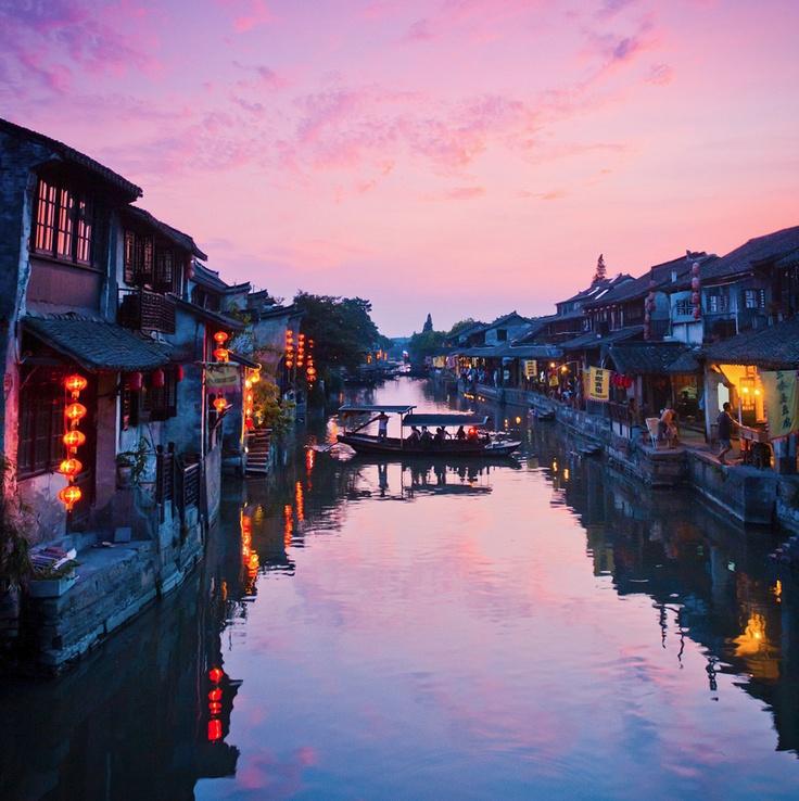 Xitang / Zhejiang Province, China
