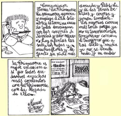 """Manolito """"La Primavera"""" jajaja =) - mafalda_mdq - Fotolog"""