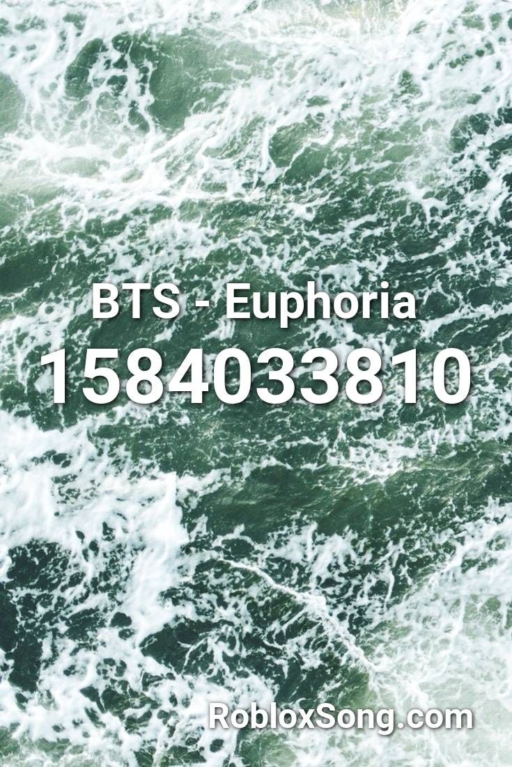 Bts Euphoria Roblox Id Roblox Music Codes In 2020 Roblox