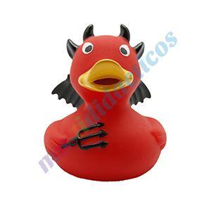 Colección #Patos de #goma #Multididacitos | Pato de goma #demonio. #PatosdeGoma #juguetes