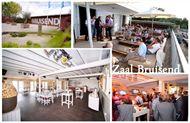 Beachclub Sunrise. Zaalverhuur voor bruiloften, meetings, vergadering, feesten, partijen.Een unieke evenementenlocatie op Aquabest waar je het gehele jaar terecht kan