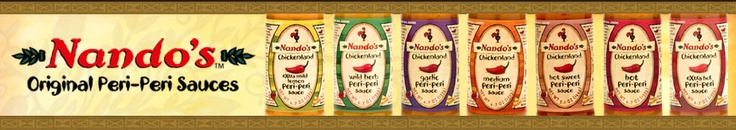 Nando's FREE cooking recipes BBQ Seafood Pork Beef Chicken