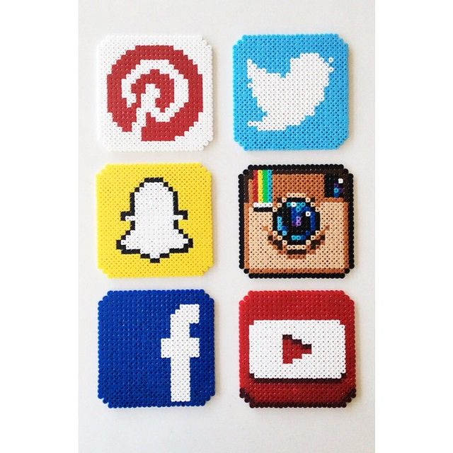 Instagram photo by @perler_art (Perler Beads ) | Iconosquare