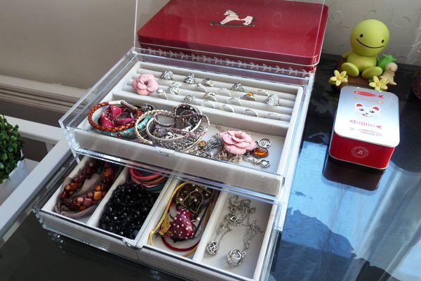 Ma boite à bijoux Muji