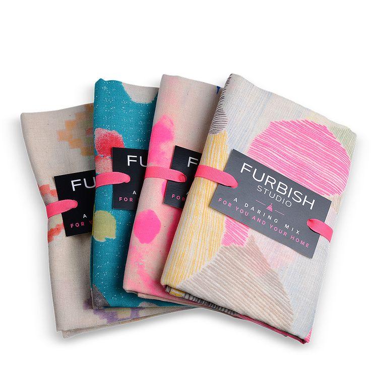 watercolor tea towels - Kitchen Towels New Design