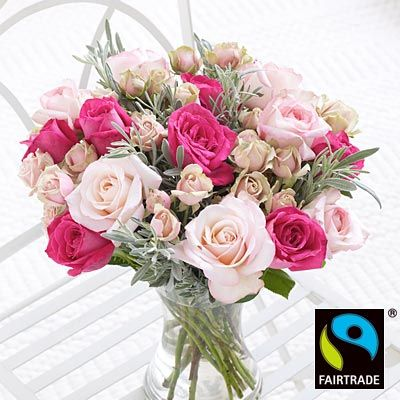Fairtrade blomster - Interflora