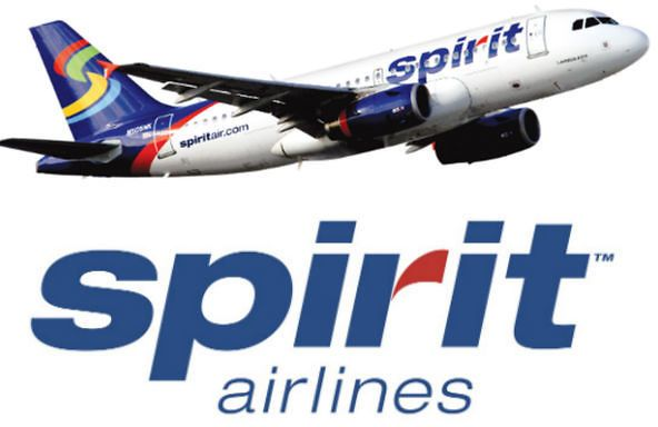 $34.10 1-Way Fares at Spirit Airlines