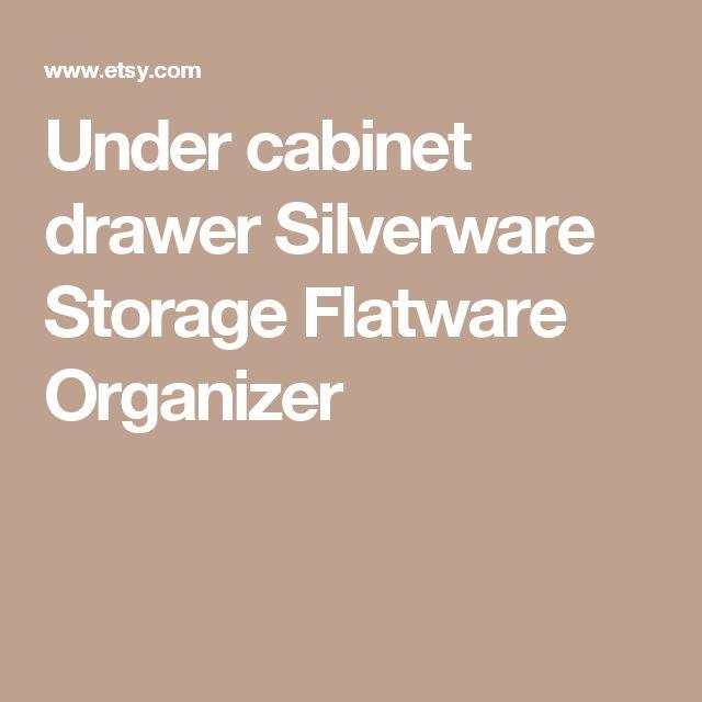 Best 25+ Silverware storage ideas on Pinterest | Farmhouse ...