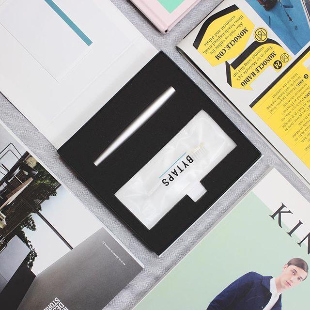 BYTAPS ー 「手で磨くことを愛するあなたに、新しくて特別なハミガキ体験を。」  #歯ブラシ #生活雑貨 #ライフスタイル #インテリア #プロダクトデザイン #職人