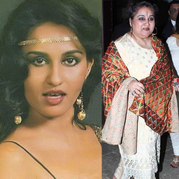 Actress Reena Roy