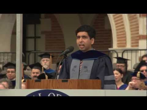 Kahn Academy - Salman Khan at Rice University's 2012 commencement. New way of educating our youth.