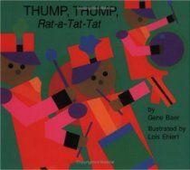 Rat tat tat tat book ~Teaching loud and soft ~ I've used this before. Good. slp