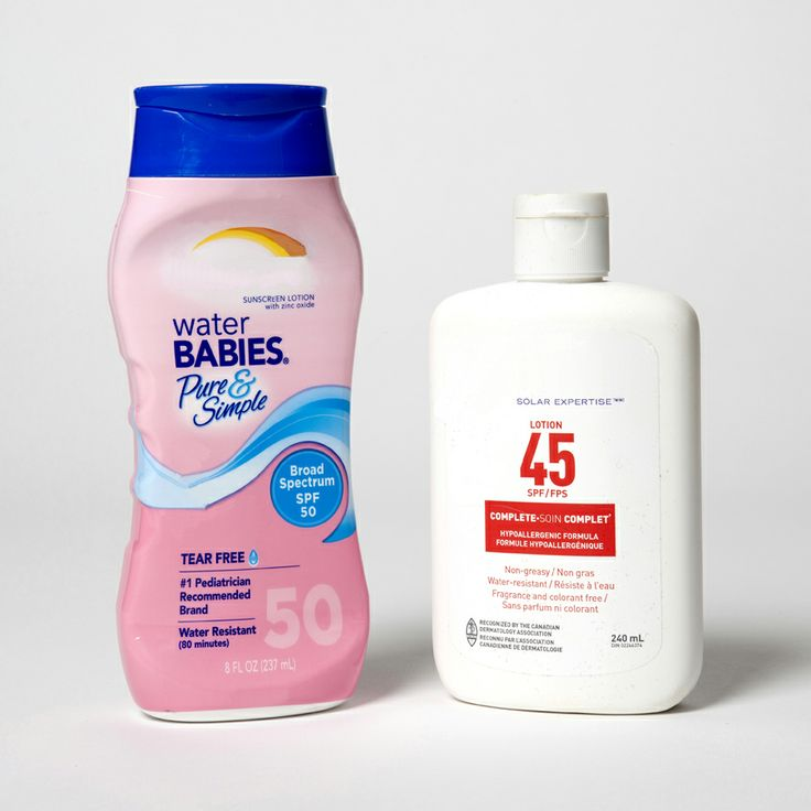SUNSCREEN & SUNTAN LOTION Carry-on: Yes (<100ml) Checked: Yes