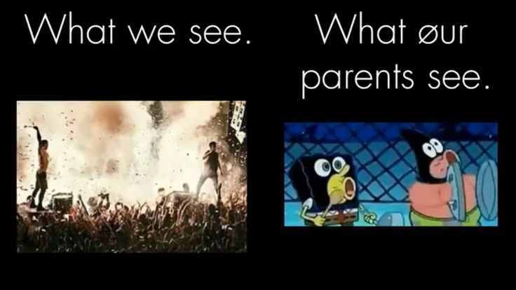Actually my parents really like tøp but this is still funny lol