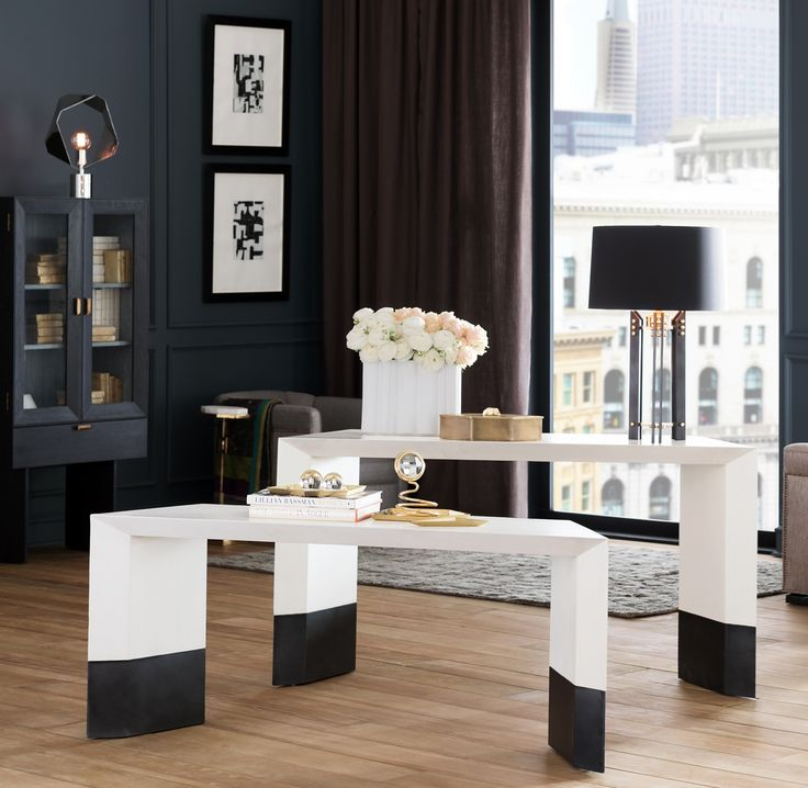 Interiors Guru Jay Jeffers Has Debuted His First Ever Collection Of Furniture In Partnership With Arteriors