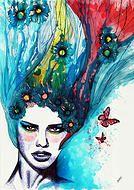 Ilustraciones / Butterflies 350€ /Jesús Cáceres