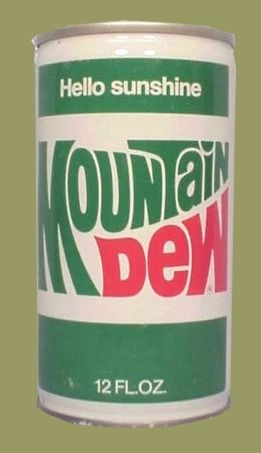 Mountain Dew Addicts - Devoted to Dew News and Rumors