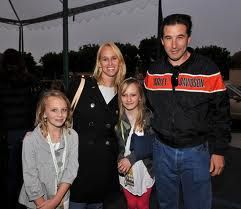 Chynna Phillips and Billy Baldwin married Sept 9, 1995