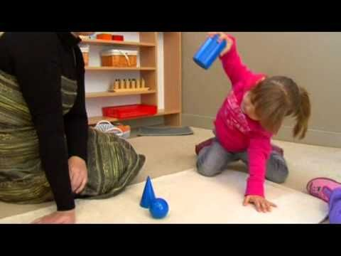 Klub Krasnoludka - Montessori - YouTube