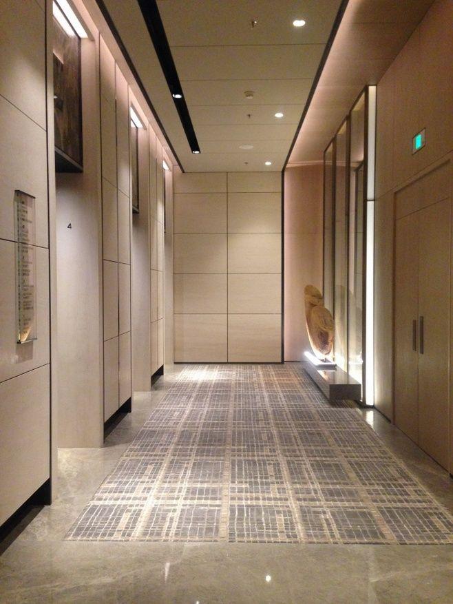 Corridor Design Ceiling: Lobbies, Corridor And